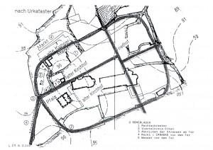 Das römische Soest nach Horst Leiermann